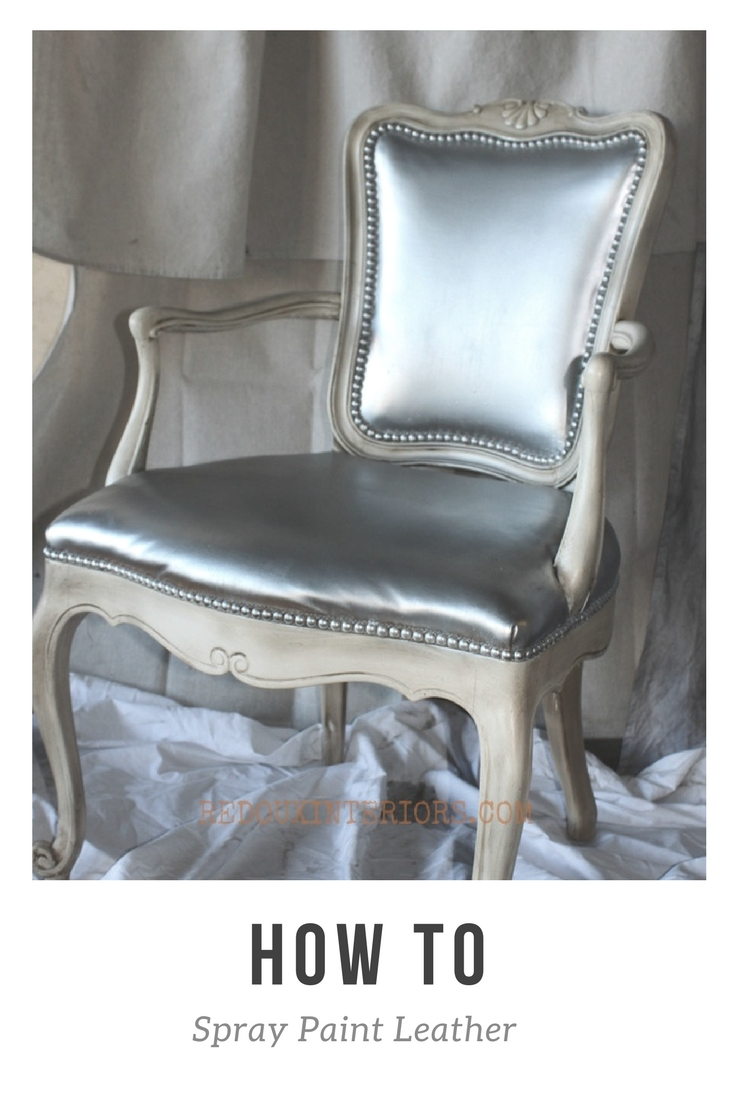 I Painted The Frame In A Lovely Antique White, Then Glazed With A Mix Of  Glaze And Coffee Bean Craft Paint. The Upholstery Got A Makeover With Paint!