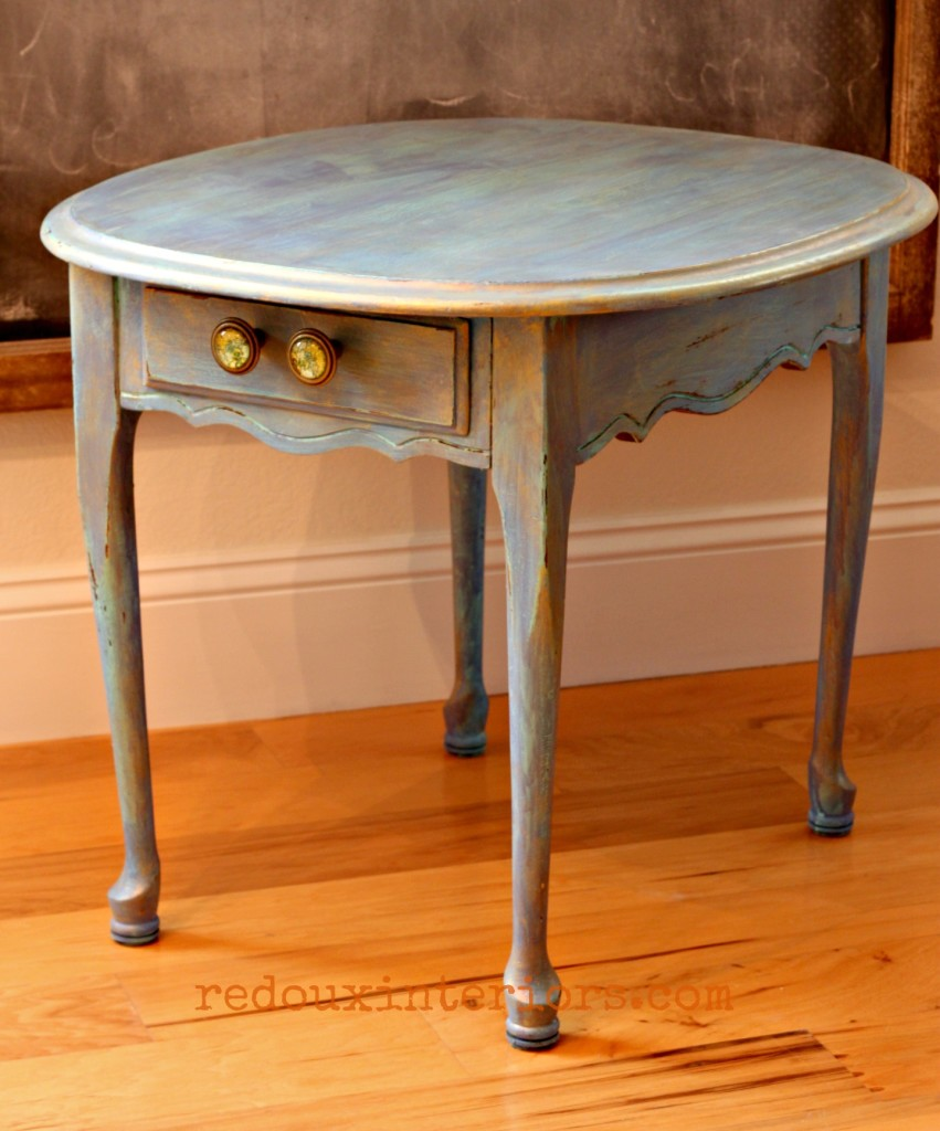 Under the sea table cece caldwells blues redouxinteriors