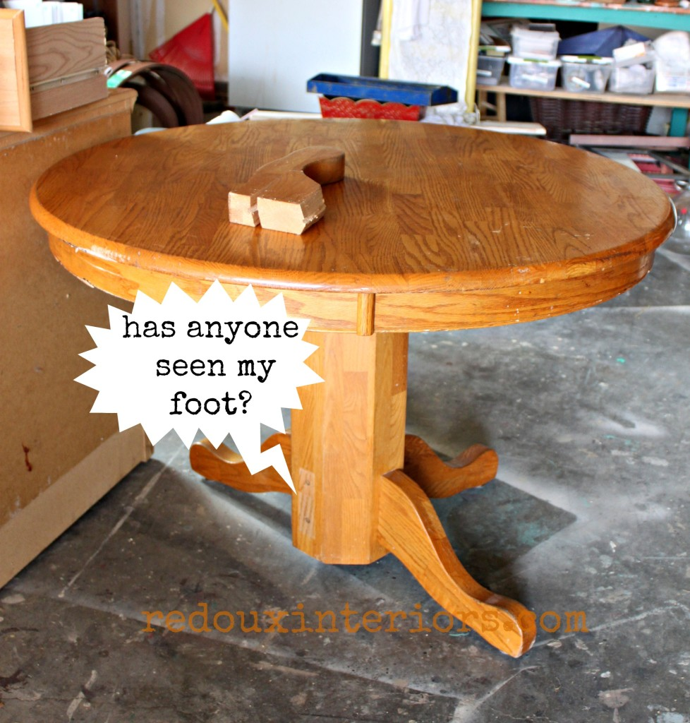 broken free table redouxinteriors