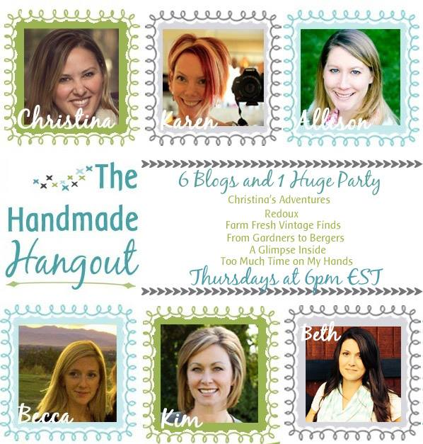 Redouxinteriors and The Handmade Hangout Week 30