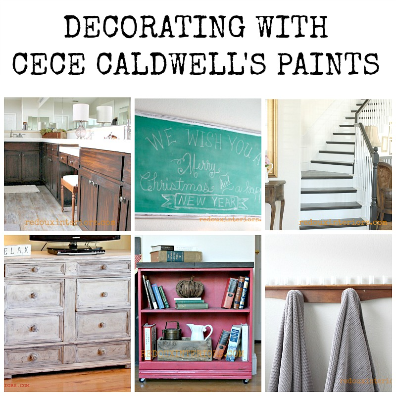 decorating with cece caldwells redouxinteriors