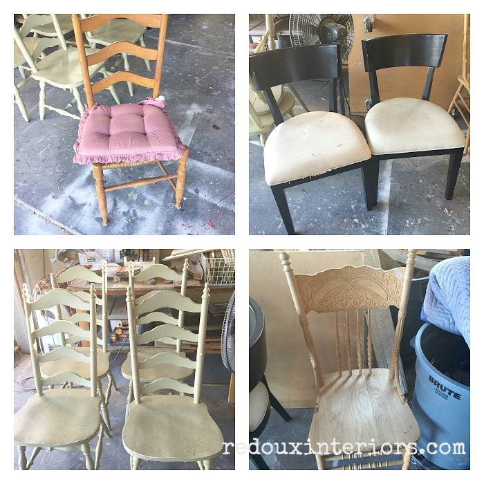 Trashy Tuesday The Dumpster Chairs