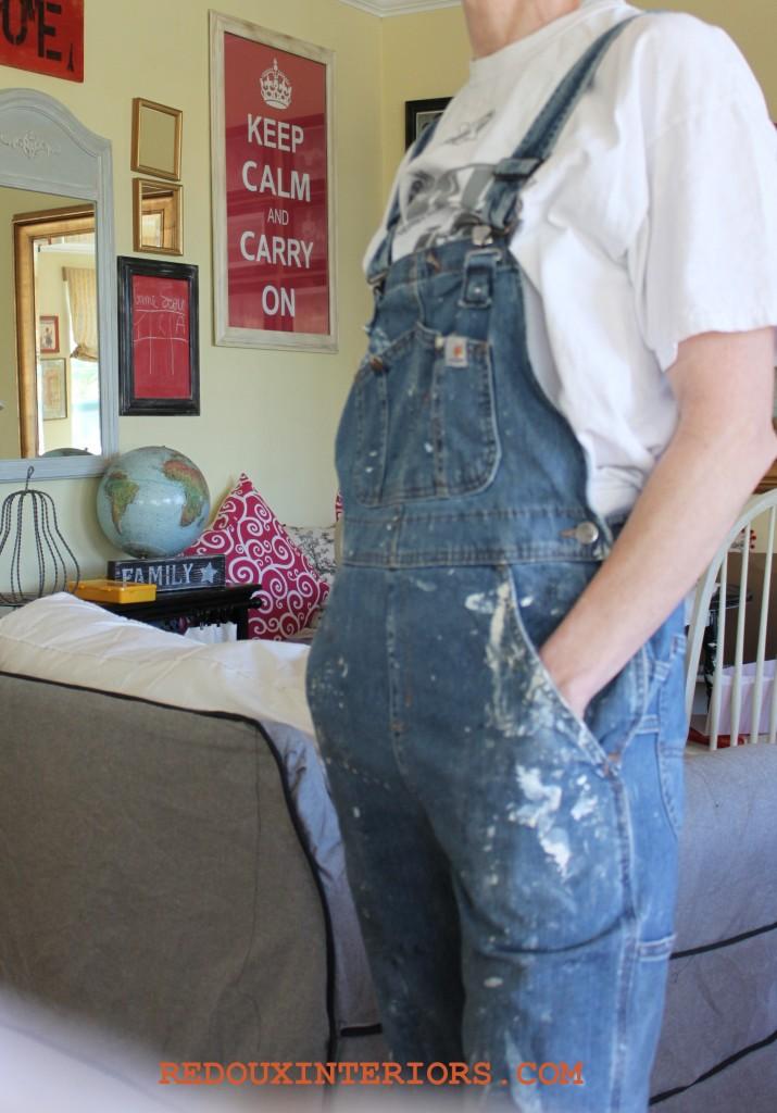 Paint overalls