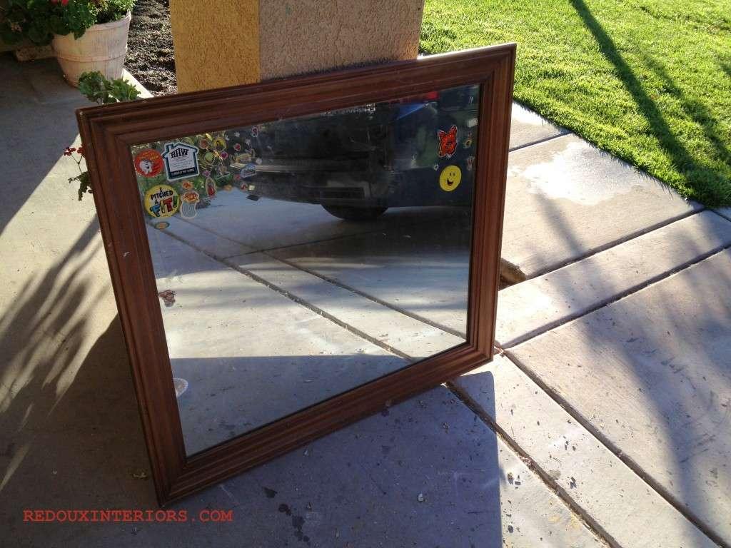 Dumpster Mirror