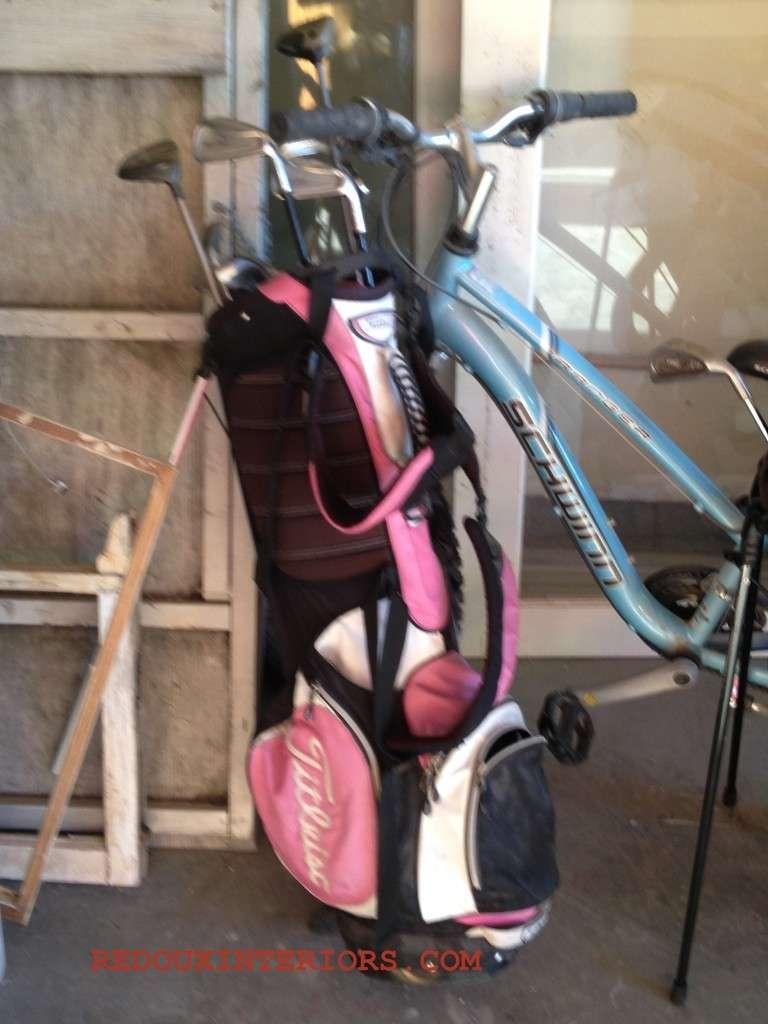 Golf Bag before 1