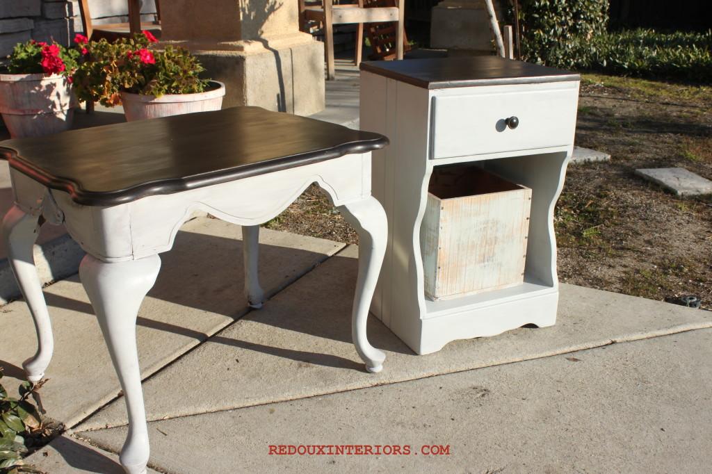 Table Nightstand 2
