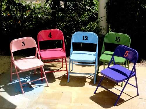 Catherine's chairs