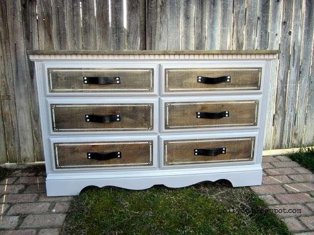 Maculine Dresser