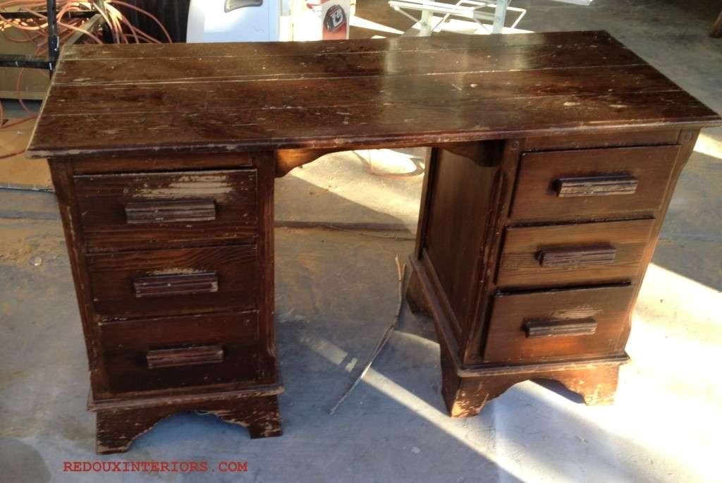 Desk from apt