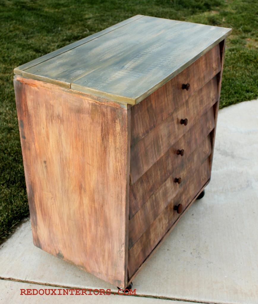 Shingle Dresser after 1a