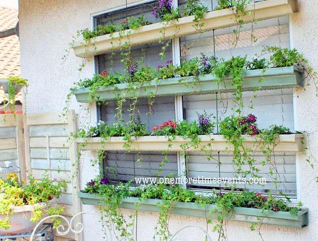 Window planters