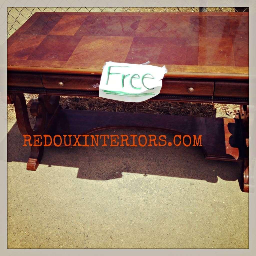 Free San Diego Table