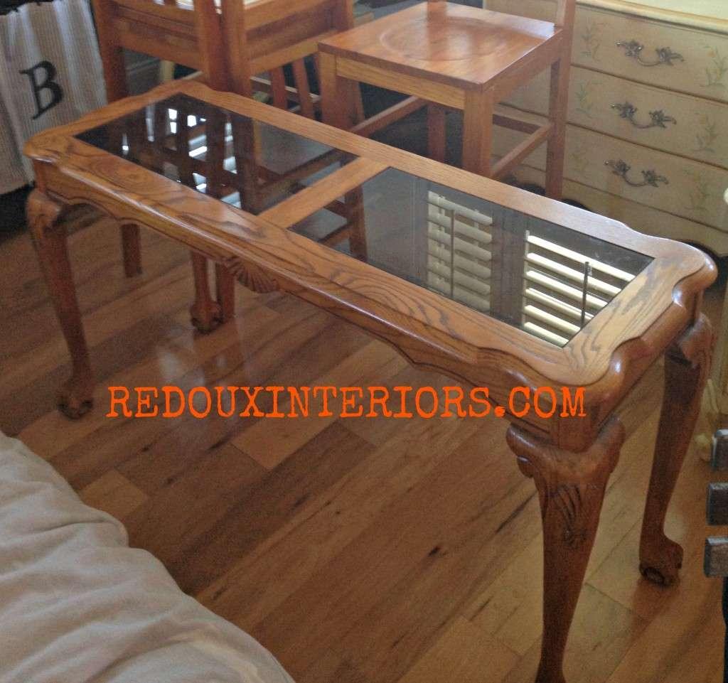 Free Sofa Table Redouxinteriors