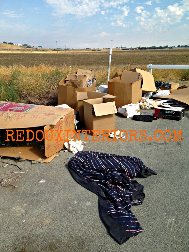 Piles of Junk Redouxinteriors