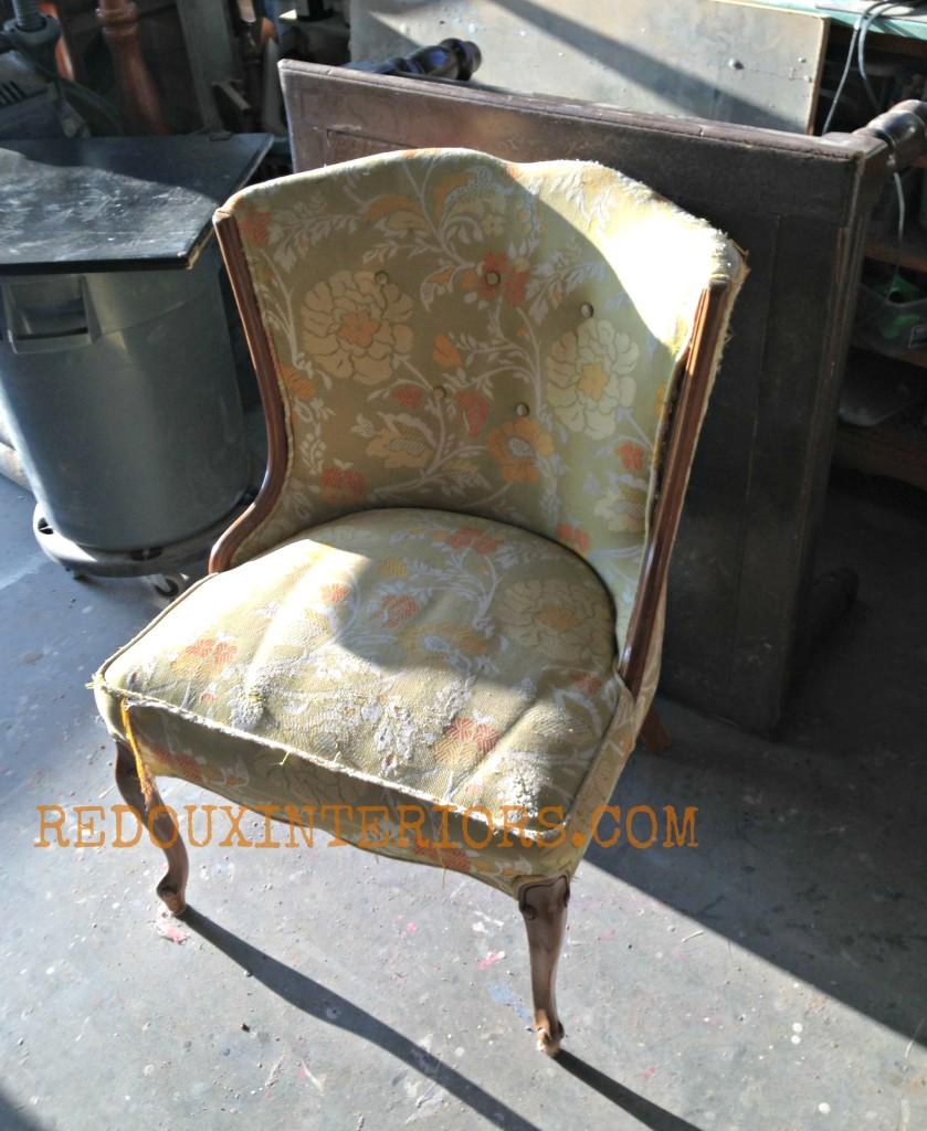 free chair emma redouxinteriors