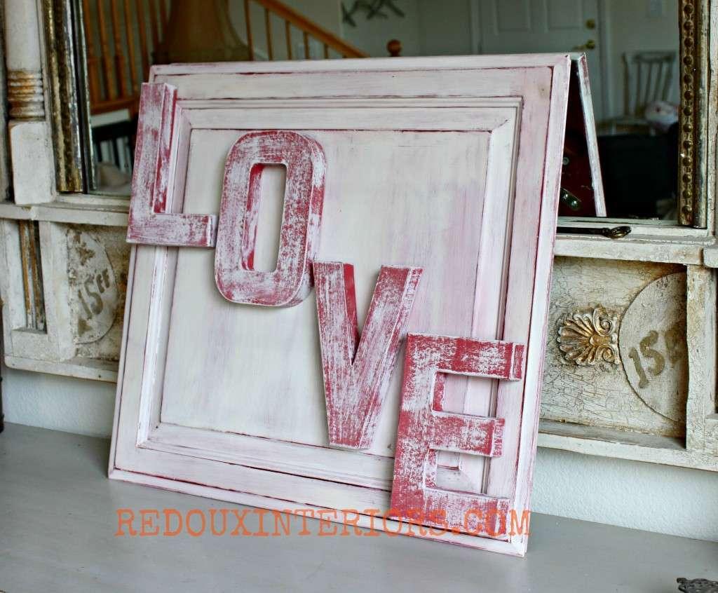 Love Sign 1 Redouxinteriors