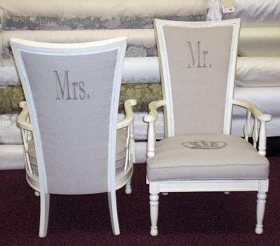 Wedding Chairs My Painted Stuff