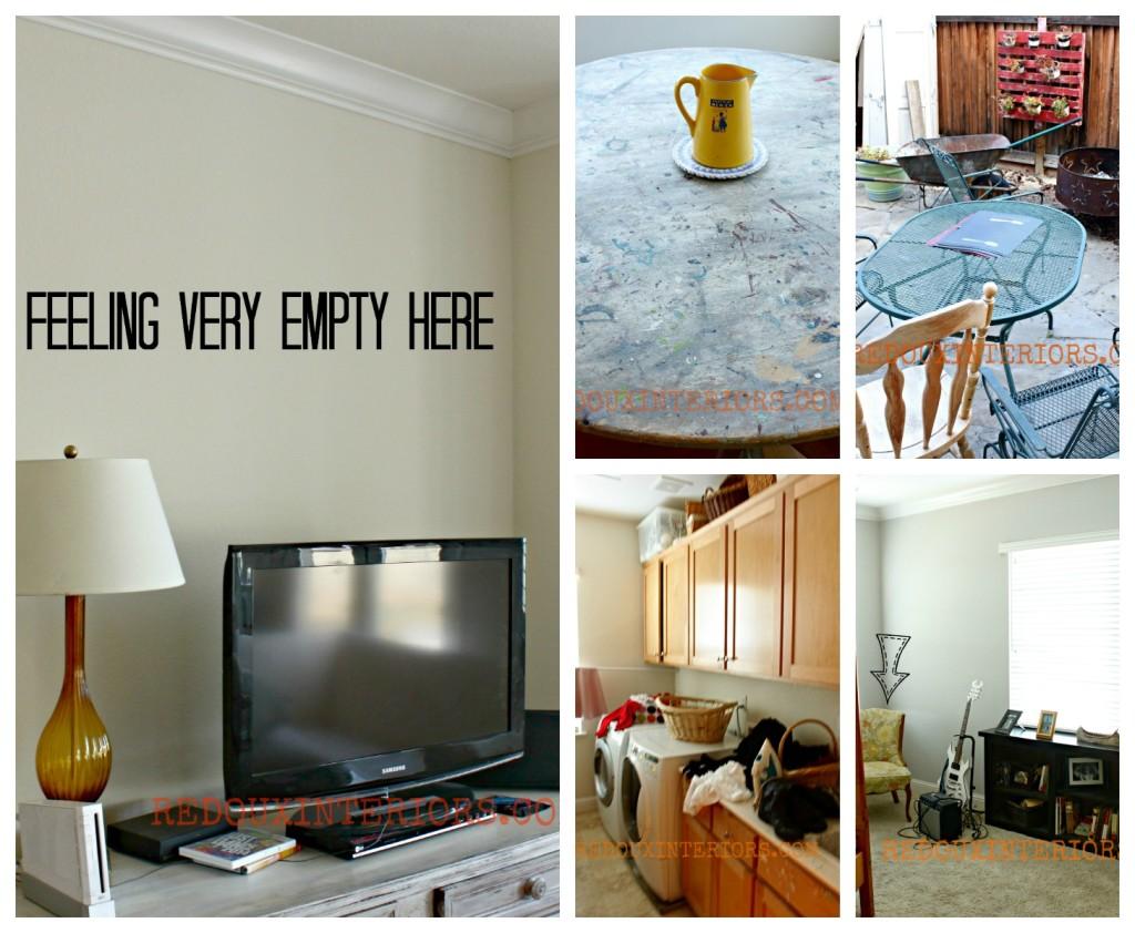 redouxinteriors collage of 2014 DIY