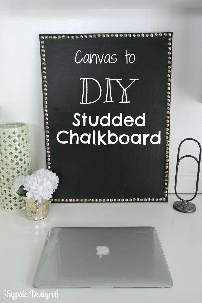 Chalkboard canvas sypsie designs