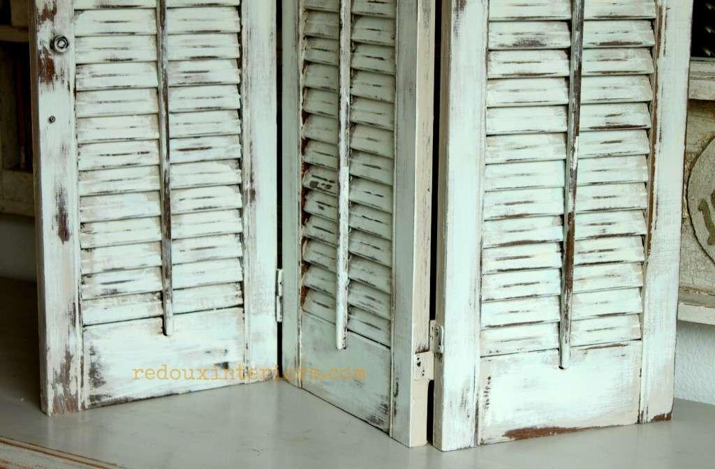 bottom of shutters redouxinteriors