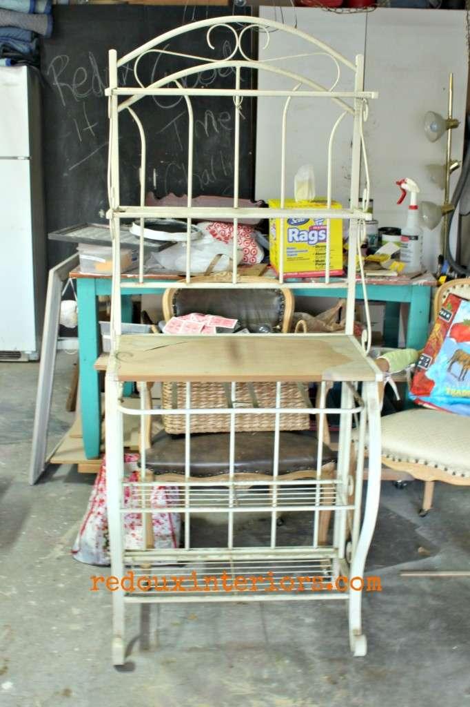 Bakers rack before redouxinteriors - Copy