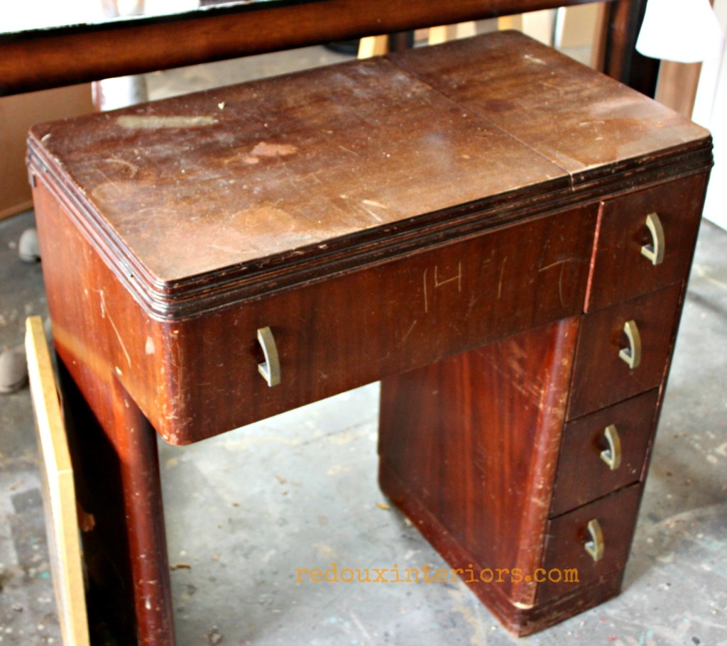 old sewing cabinet free redouxinteriors