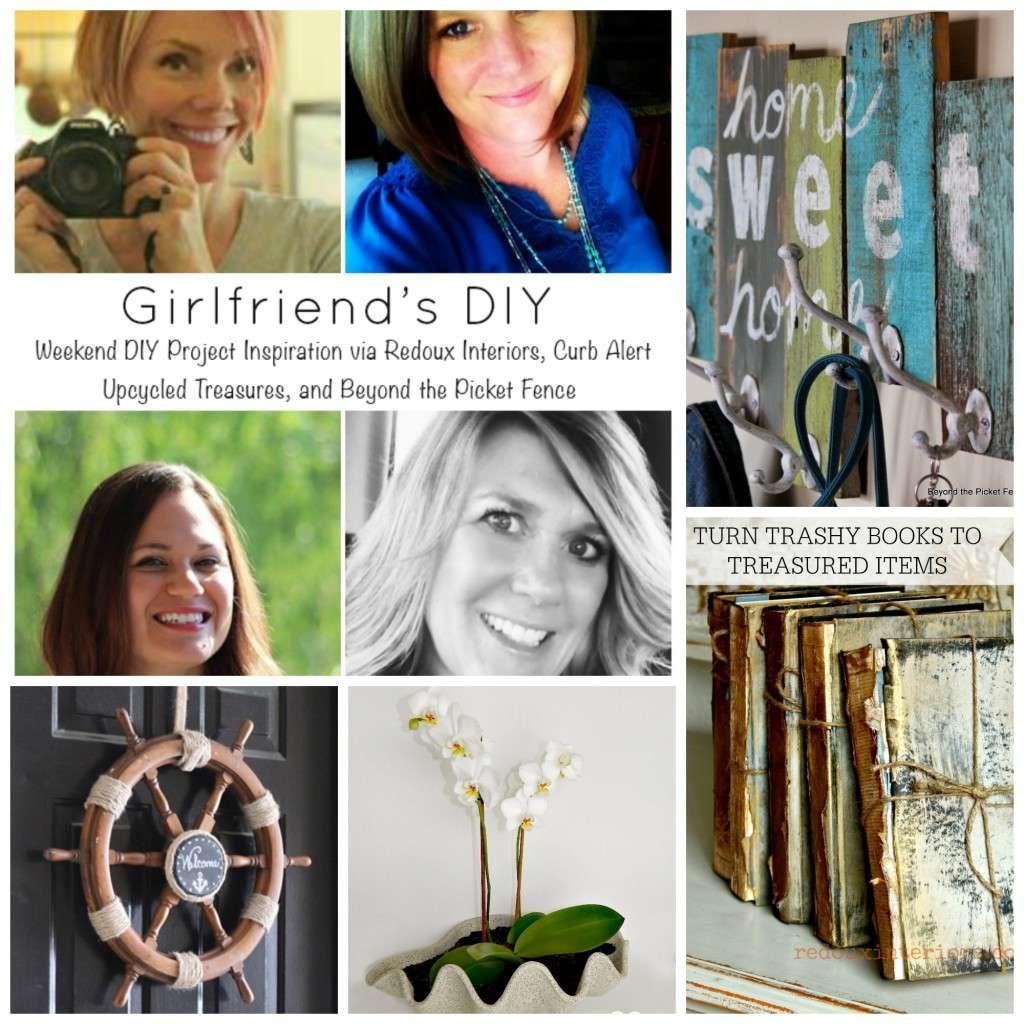 Girlfriends Diy week 7