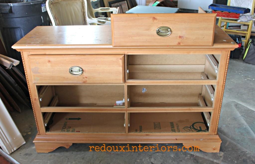 dumped dresser missing drawers redouxinteriors