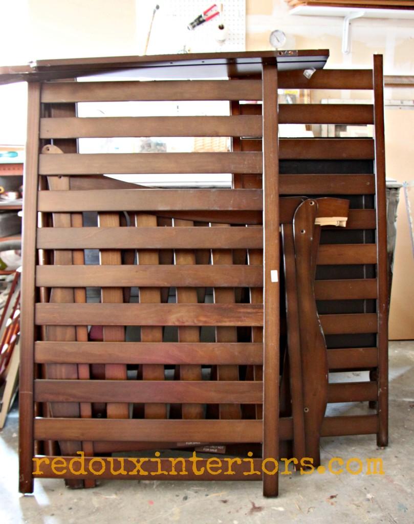 dumpster crib pieces redouxinteriors
