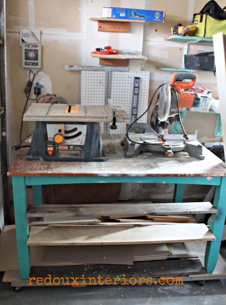 power tools workbench redouxinteriors