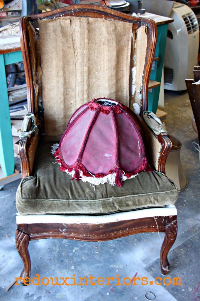 dumpster balloon lamp shade redouxinteriors