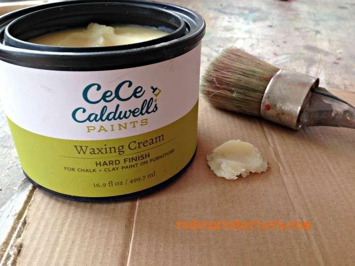 CeCe Caldwells waxing cream redouxinteriors