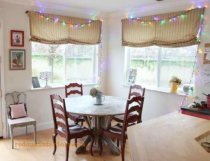 Redouxinteriors holiday tour kitchen area