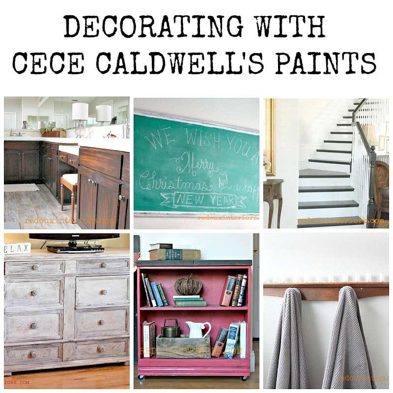 decorating with cece caldwells redouxinteriors