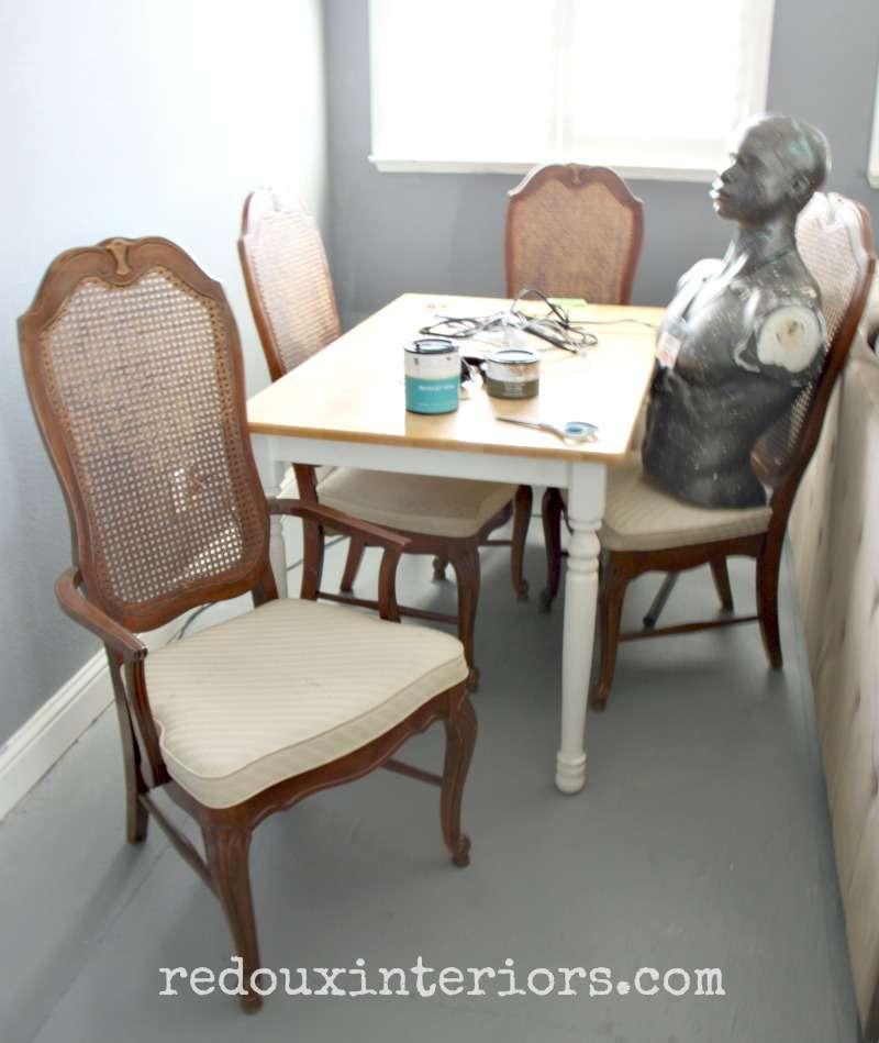 Free chairs in bonus room redouxinteriors