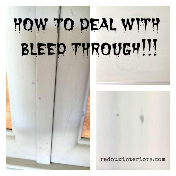 Bleed through redouxinteriors