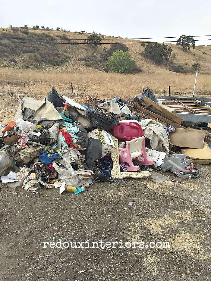 Big pile of junk redouxinteriors