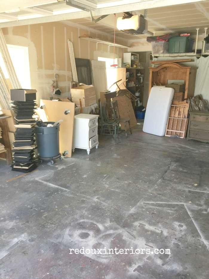 Garage May 2017 Redouxinteriors