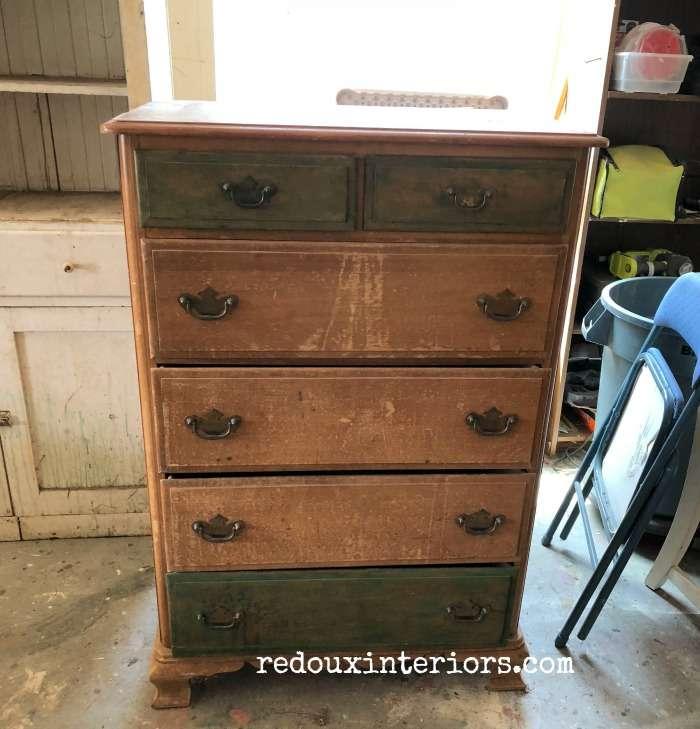 Free Tall Dresser Wood Redoux