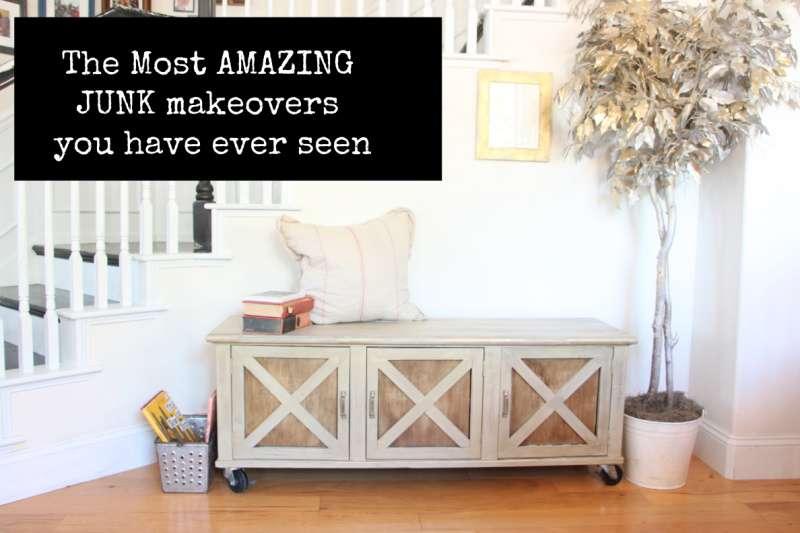 Top Ten Junk Makeovers